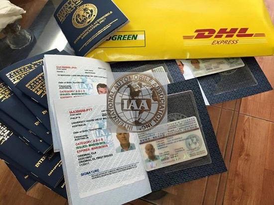 Cách thức đổi và sử dụng bằng lái xe quốc tế IAA như thế nào?