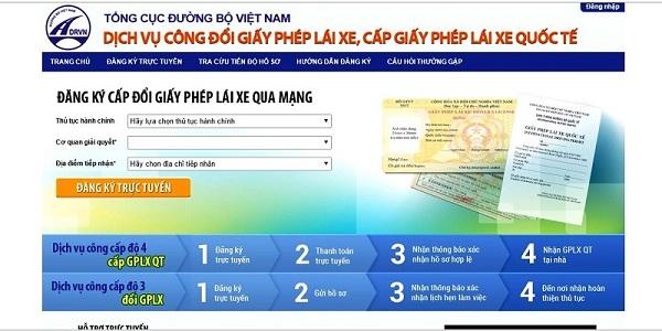 Có nên đổi bằng lái xe quốc tế online - Quy trình đăng ký như thế nào?