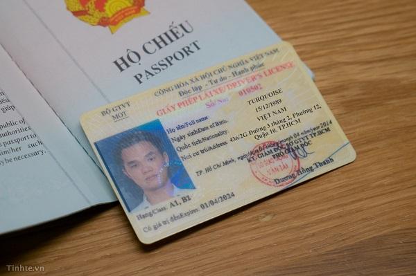 Đổi bằng lái xe quốc tế