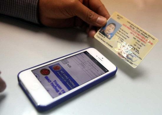 Đổi bằng lái xe quốc tế qua mạng, nhận bằng tại nhà