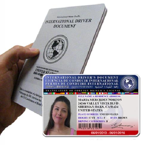 Đổi giấy phép lái xe quốc tế sang Việt Nam có gì khó?