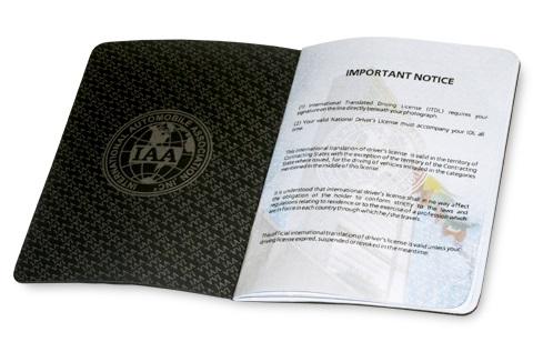 Muốn chuyển đổi bằng lái xe quốc tế sang Việt Nam thì đăng ký tại đâu?