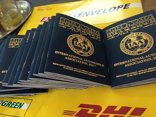 Phí đổi bằng lái xe quốc tế giá rẻ, lấy bằng nhanh chóng