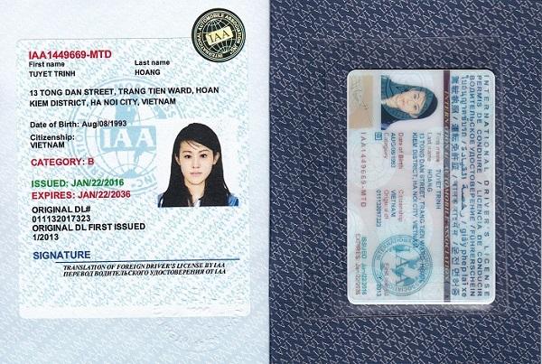 Tại sao cần đổi bằng lái xe quốc tế sang bằng Việt Nam?