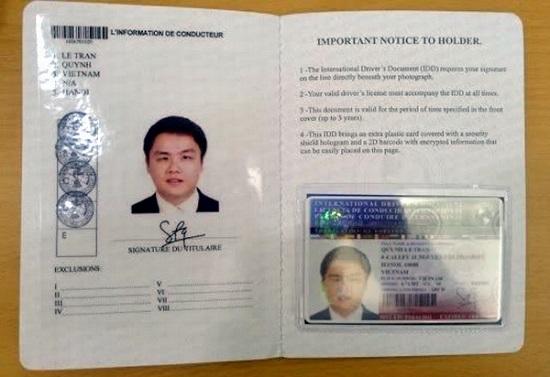 Tìm hiểu về dịch vụ đổi bằng lái xe quốc tế tại Việt Nam